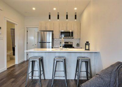 3250 green brook basment suite kitchen